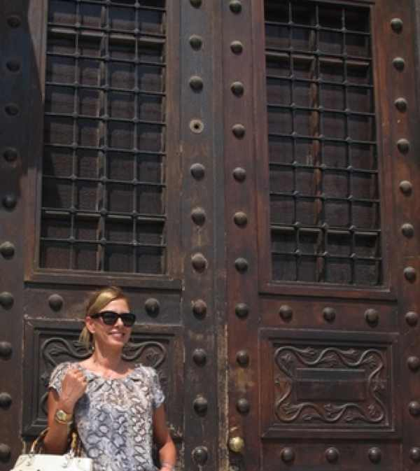 Thessaloniki XAN Door