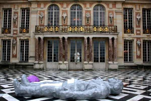 Contemporary Art Exhibition in The Palace of Versailles