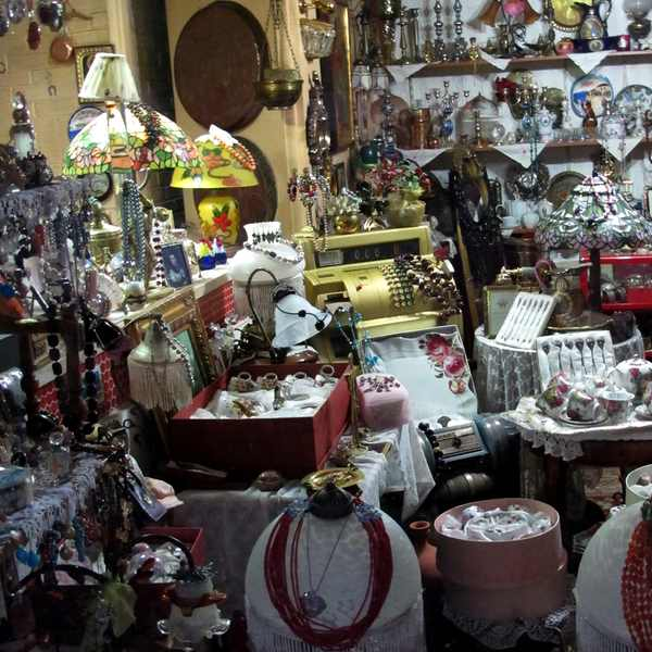 antique store, Corfu