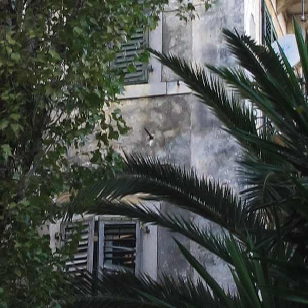Corfu Town Architecture