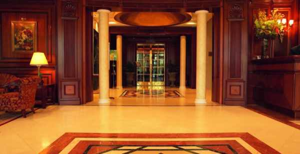 lobby, Electra Palace Hotel Thessaloniki