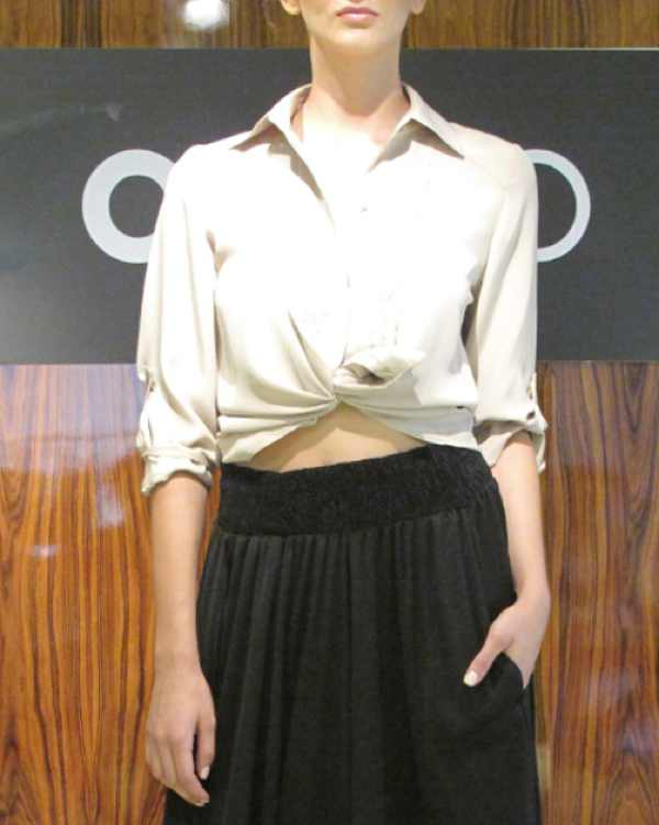 oneonone shirt black skirt