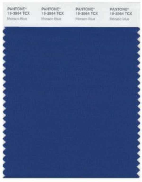 Pantone Monaco Blue