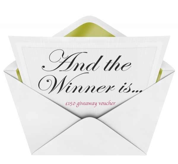 And the TRENDSURVIVOR GIVEAWAY winner is