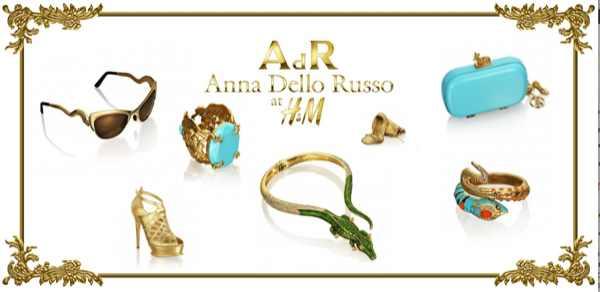 Anna Dello Russo Trendsurvivor Collage H&M