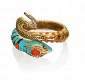 Anna Dello Russo for H&M bracelet 29.95 euro