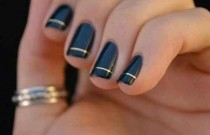 NAIL ART- FALL ON TREND