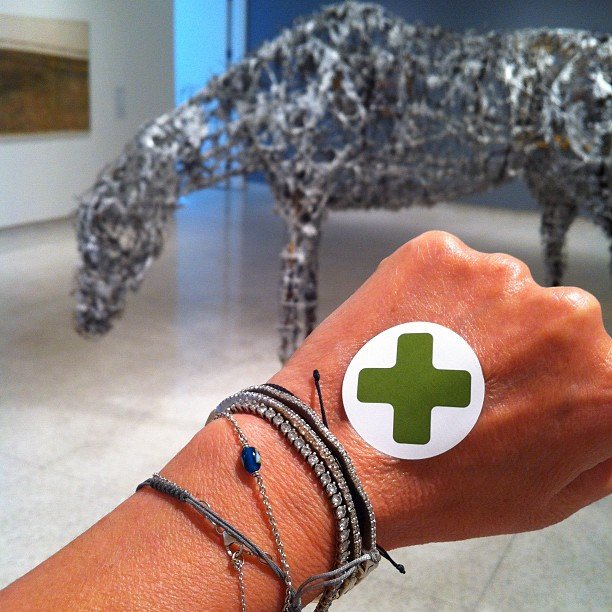 Contemporary Art Museum in La Jolla