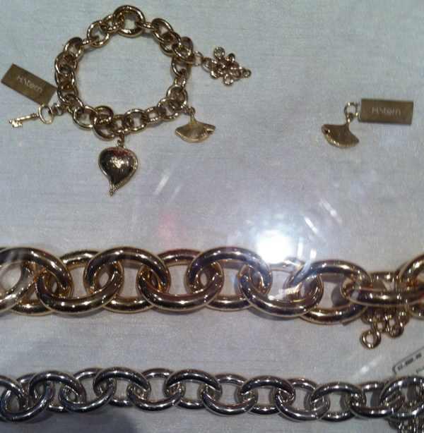 DVF jewelry