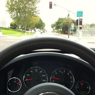 Driving La Jolla