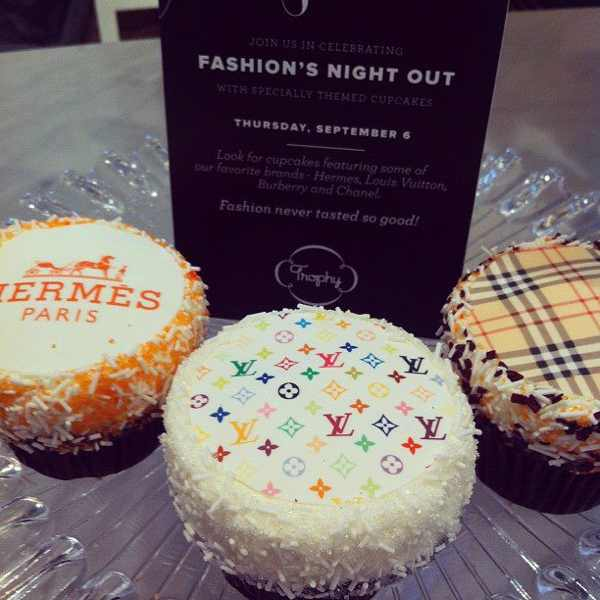 FNO cup cakes