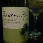 Picton Bay try this New Zealand wine...