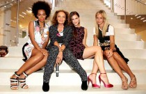NEW YORK FNO- INSIDE THE DVF PARTY