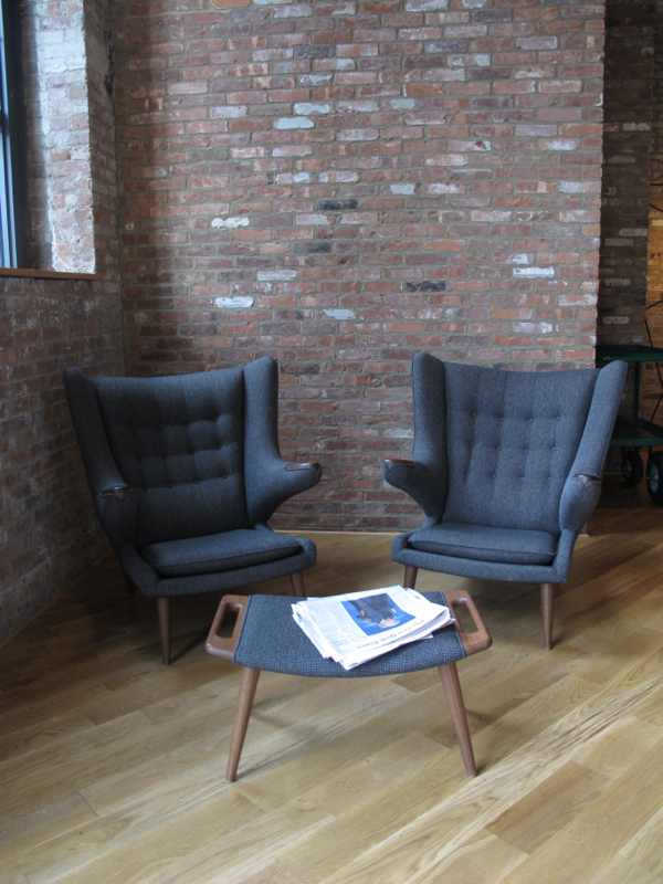 Wythe Hotel Chairs