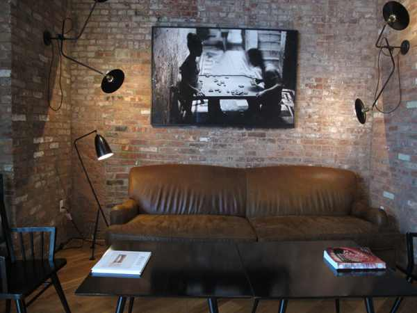 The Wythe Hotel Lounge