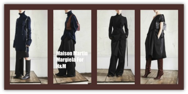 Maison Martin Margiela For H&M Collection Collage