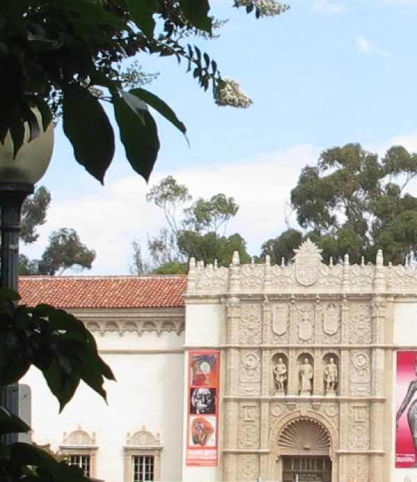 Balboa park Museum of Art