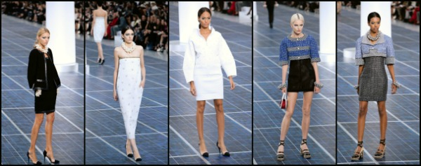 Chanel 2013 SS Collage Best