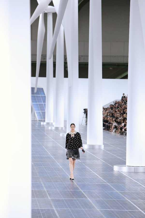 Chanel 2013, windmills