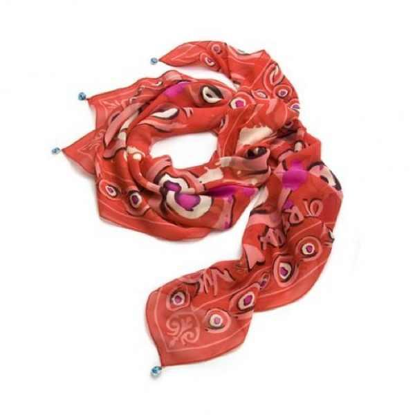 Elli Sakellis scarves