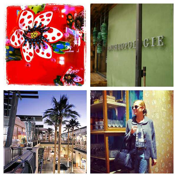 La Jolla Collage, Louis Vuitton, Anthropologie, Fashion Valley, Trendsurvivor