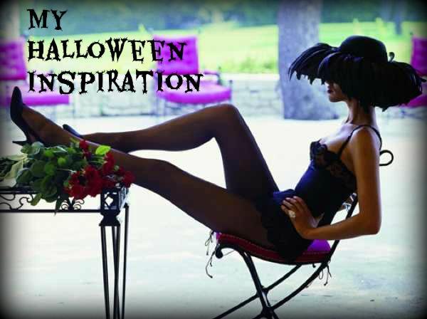 La Perla Halloween Inspiration Book, Halloween Project- Carnival Inspiration