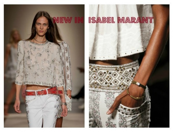 NEW in Isabel Marant 2013 Collage