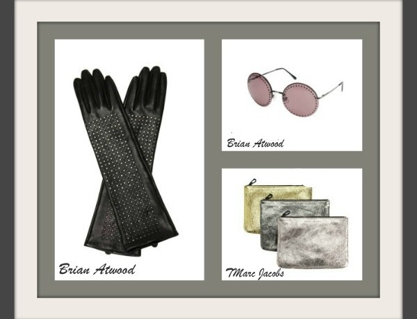 brian Atwood Target Neiman Marcus Accessories Collage