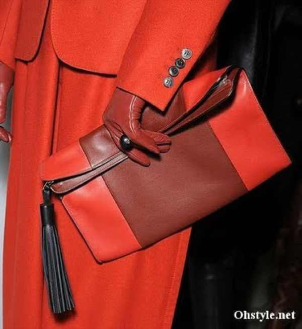 Hermes orange 2012 Fall Winter