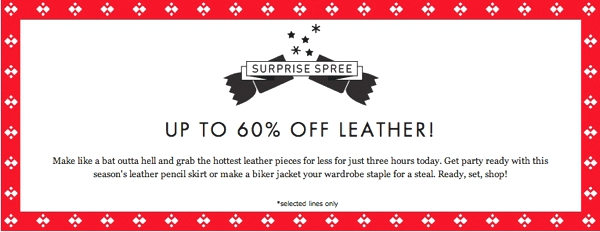 ASOS SALE 60 OFF Leather