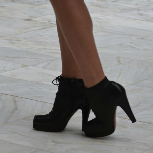 Alaia booties ankle