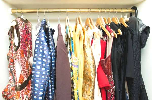 Anna Dello Russo Closet photo The Coveteur