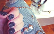 Nail Art- Beluga Caviar Manicure- How To Make it Last