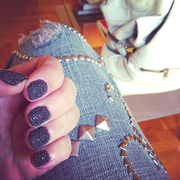 Caviar nails, Trendsurvivor