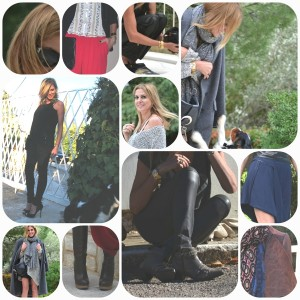 TRENDSURVIVOR LOOKBOOK, My Outfit street style diary collage