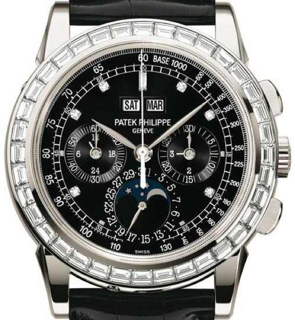 Patek-Philippe-Watch- Diamonds