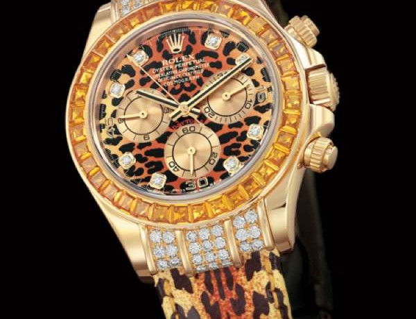 Rolex-Daytona-Leopard- Diamonds