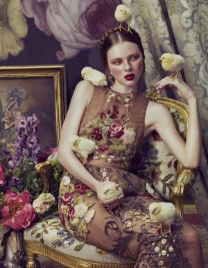 Andrew Yee Baroque Style, How to Spend It Magazine