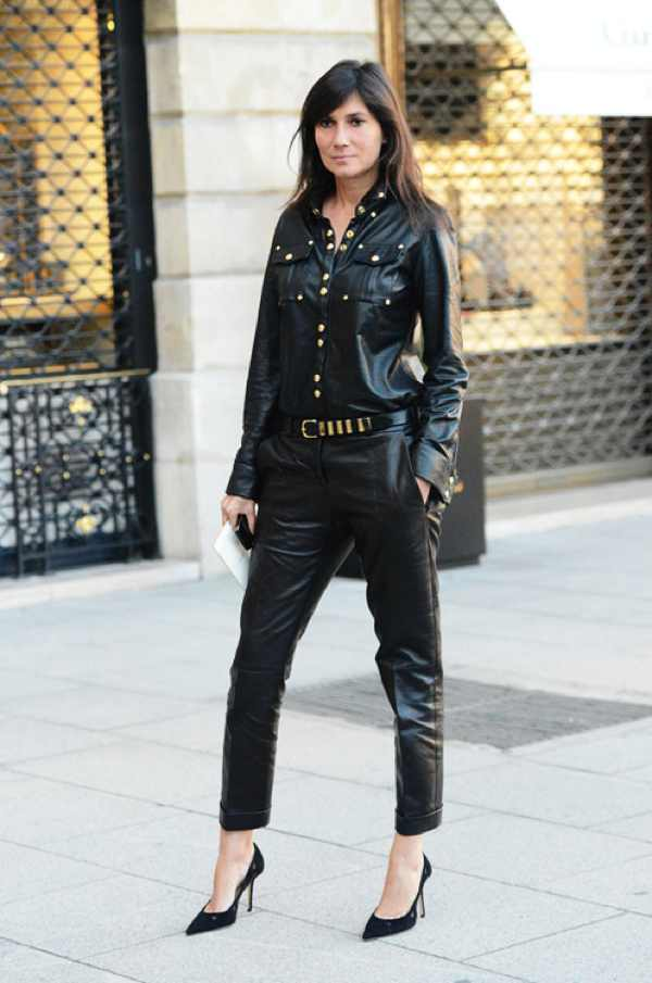 Fall-2012-Spring-2013-fashion-trend-Emmanuelle-Alt-in-Balmain