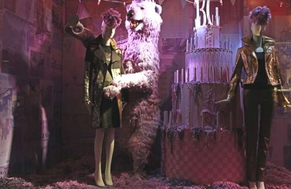 Bergdorf Goodman, New York