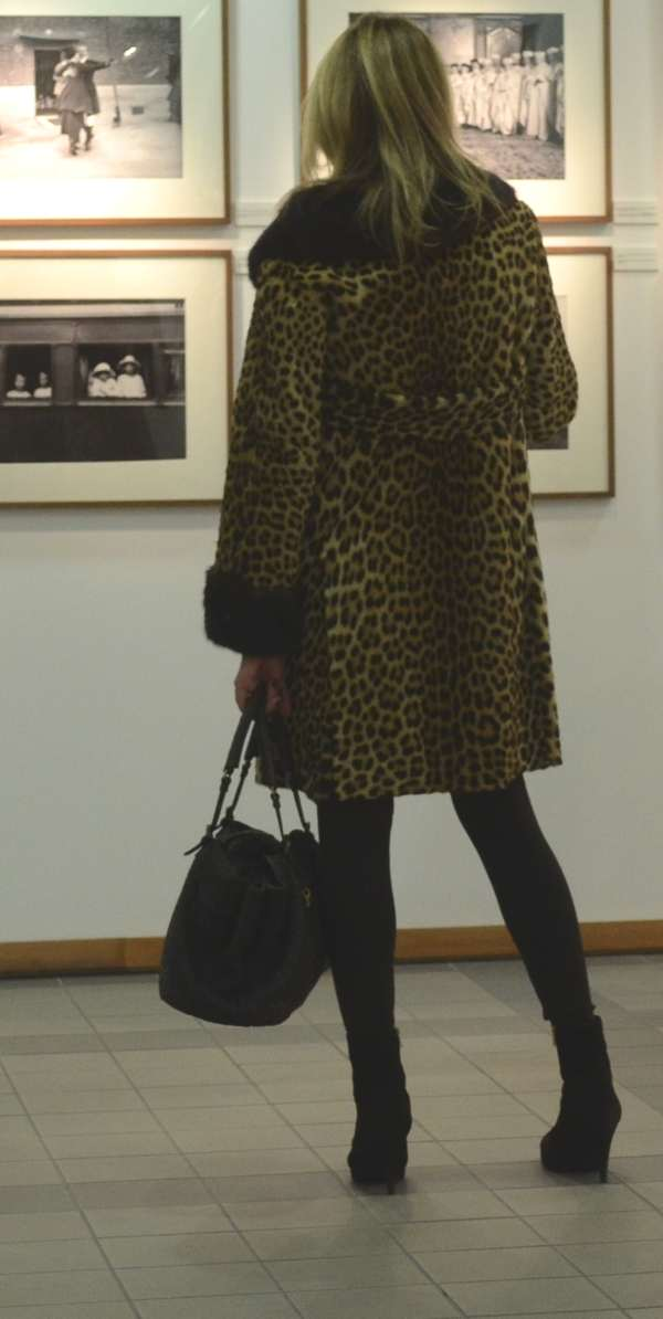 photo AF, trendsurvivor, Luis Ramon Marin exhibition fur leopard