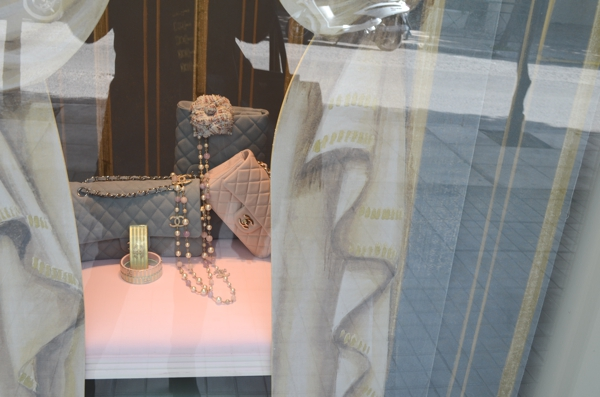 Chanel Window Athens