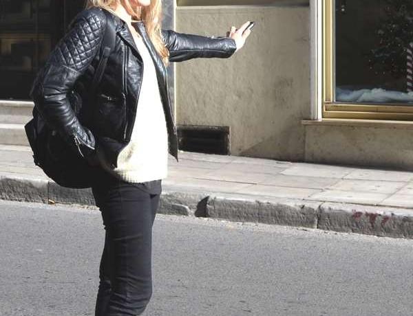 Dania Stavraka Street Style