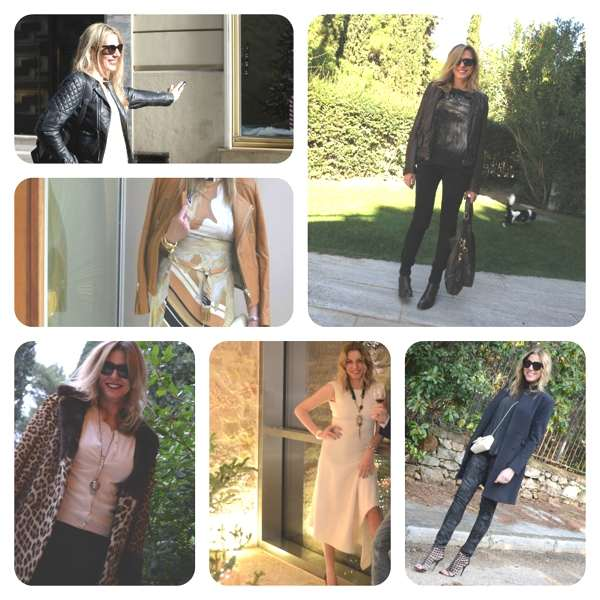 December Outfits Collage