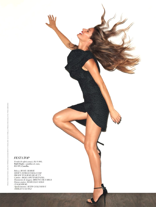 Gisele Bundchen by Terry Richardson
