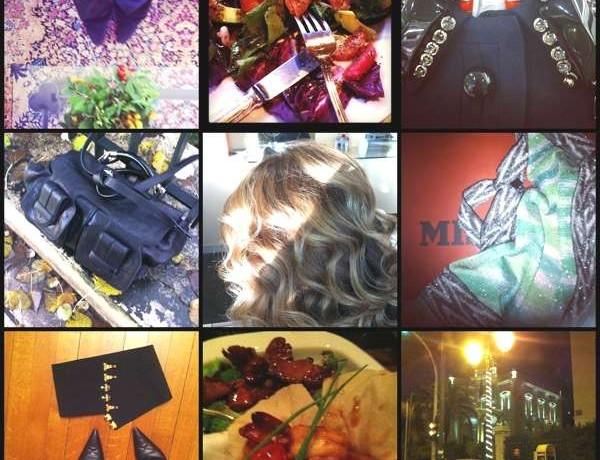 Intagram December Collage