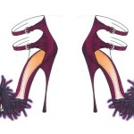 Sarah Easley and Beth Buccini Kirna Zabete X Nine West Collaboration