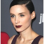 Oxblood Lipstick Celebrity Rooney Mara