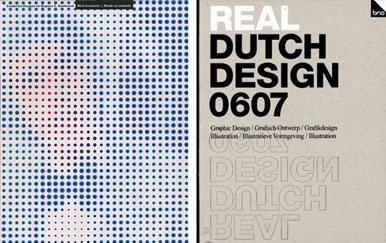 Real Dutch Design 0607: Graphic Design/ Illustration [Hardcover]