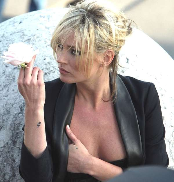 Kate Moss tattoo